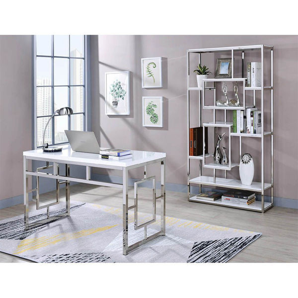Alize Desk - White