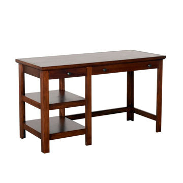 "54"" Cherry Writing Desk"