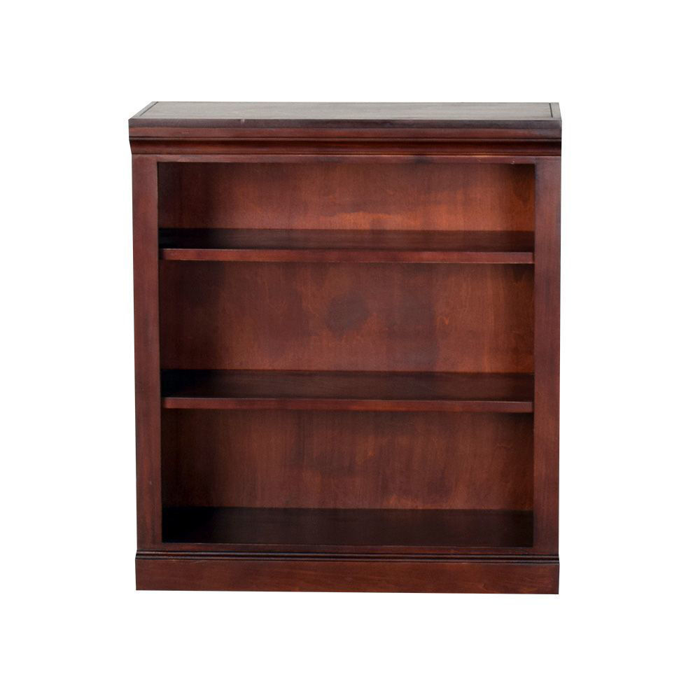 """Bookcase 36"""" - Cherry - Front"""