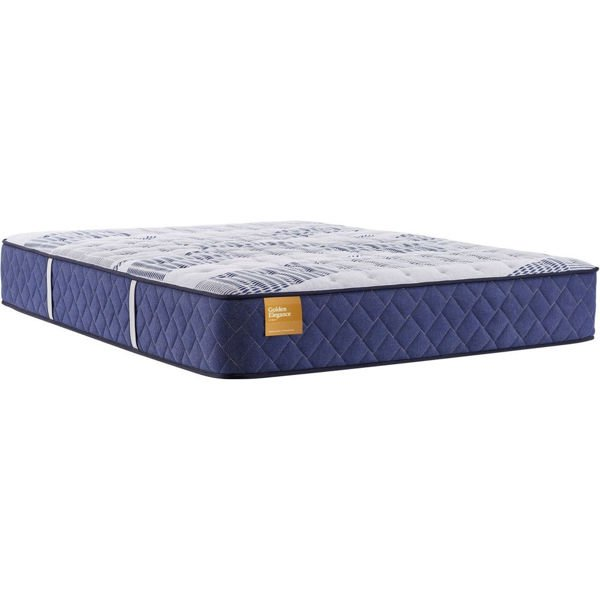 Picture of Etherial Gold Plush Mattress by Sealy