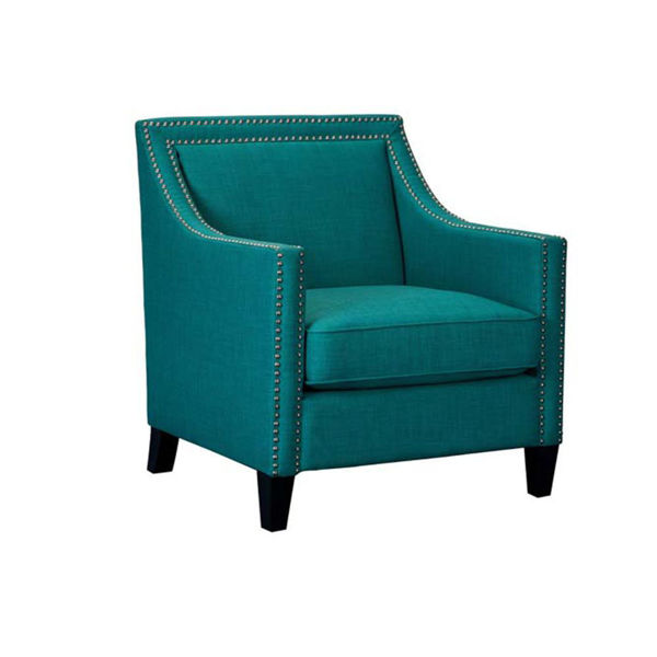 Erica Accent Chair - Teal