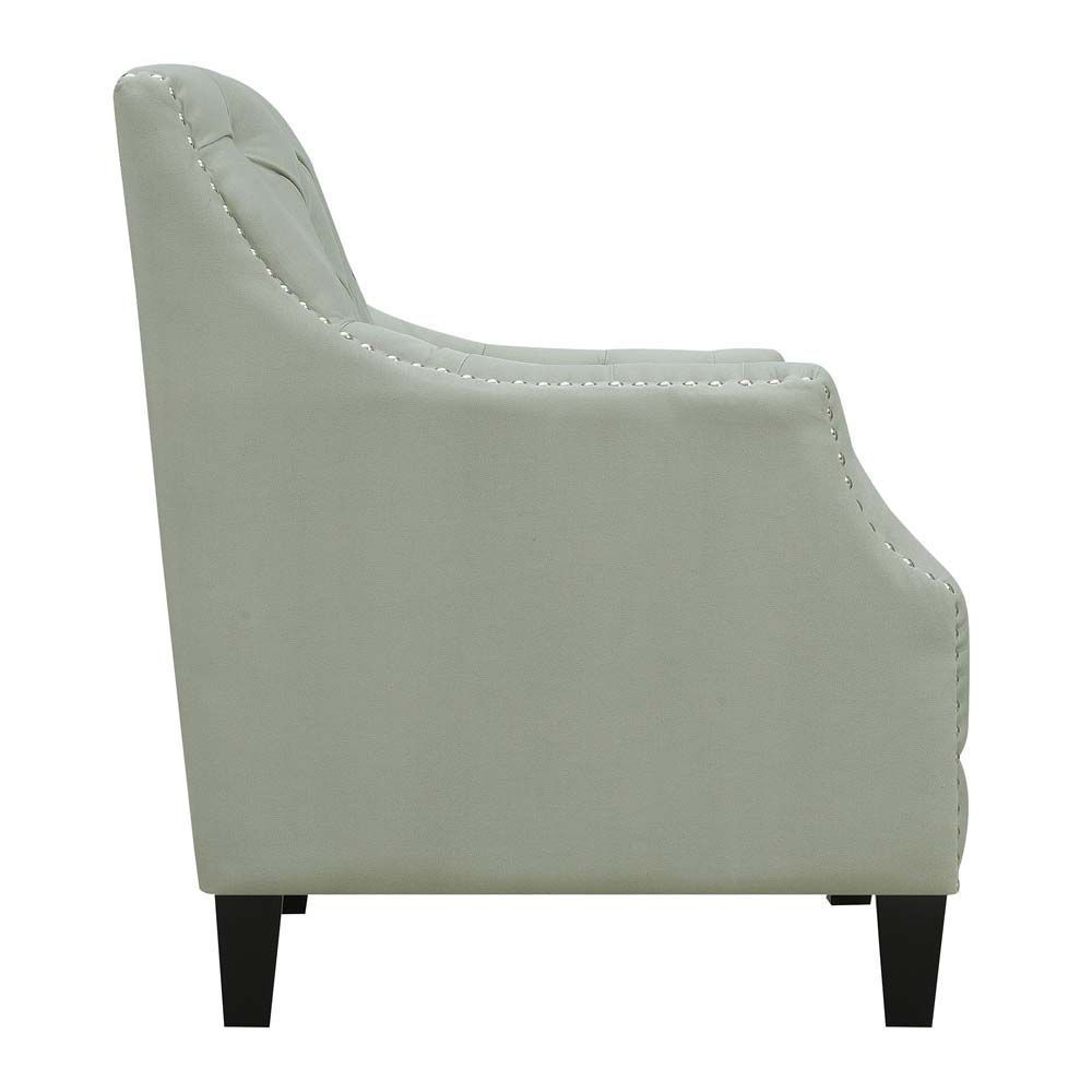 Norway Accent Chair - Pumice - Side
