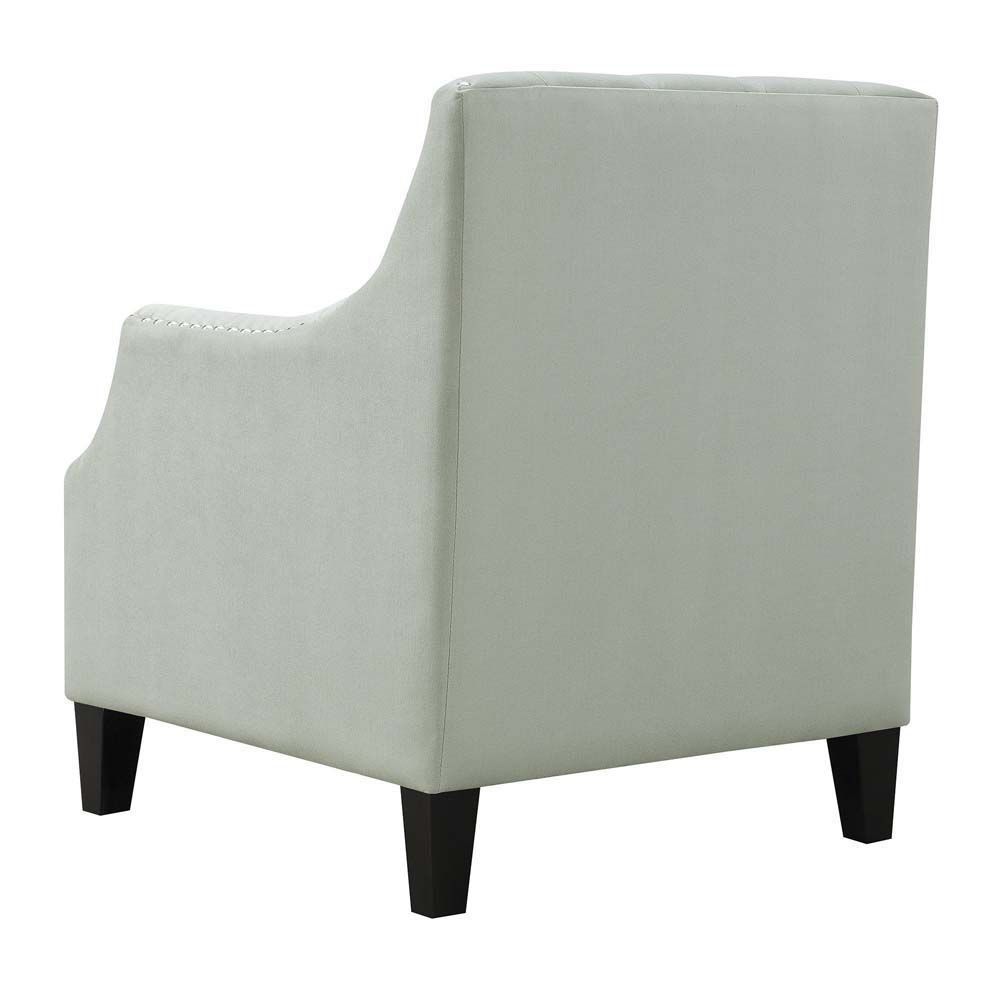 Norway Accent Chair - Pumice - Back