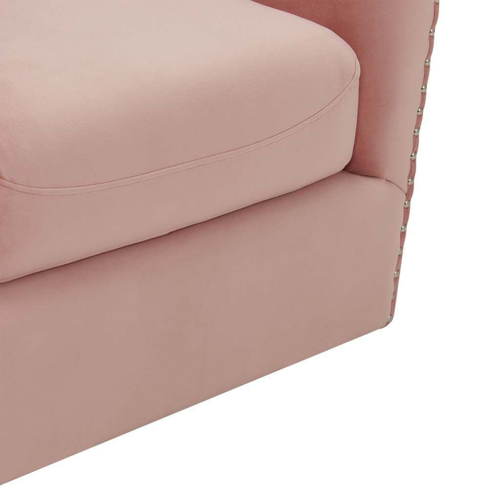 Stanton Swivel Chair - Corner