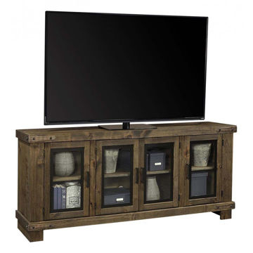 "78"" Sawyer Brindle Console"