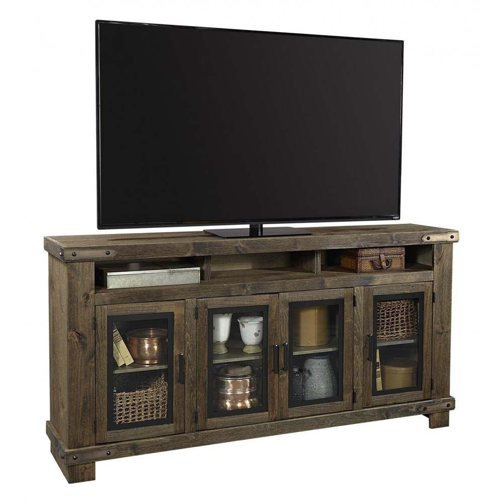 "78"" Sawyer Brindle High Console"