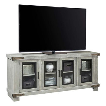 "78"" Sawyer Light Gray Console"