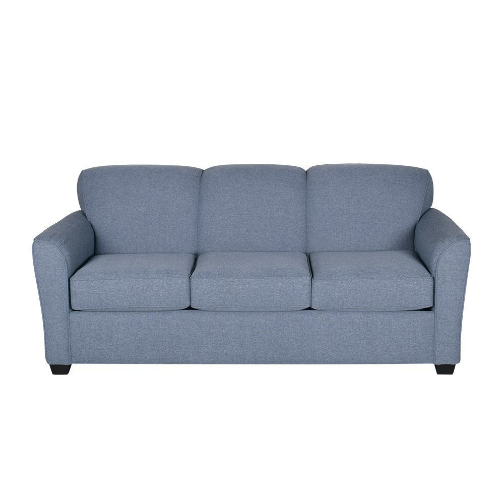 Smyrna Sofa - Shown With No Pillows