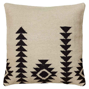 Medallion Arrow Square Throw Pillow