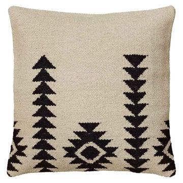 Medallion Arrow Square Throw Pillow