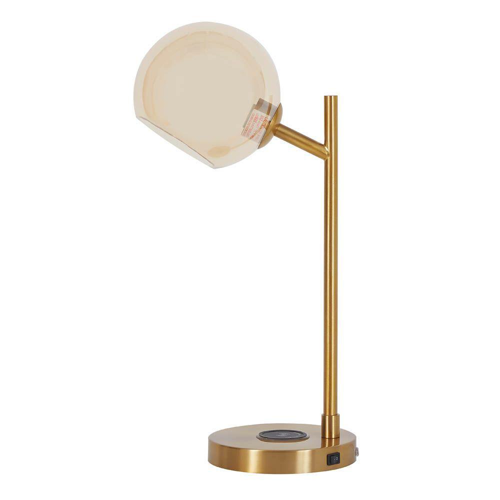 Baning Gold Desk Lamp