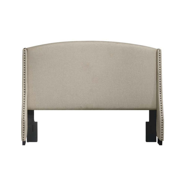 Picture of Shelter Headboard - Linen