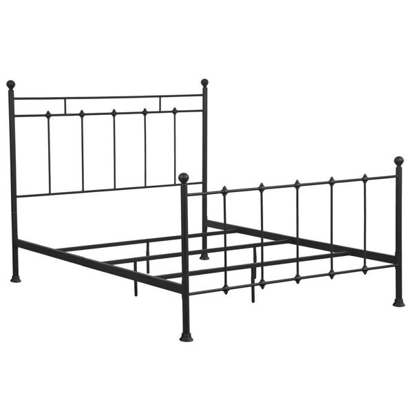 Picture of Shaker Metal Bed