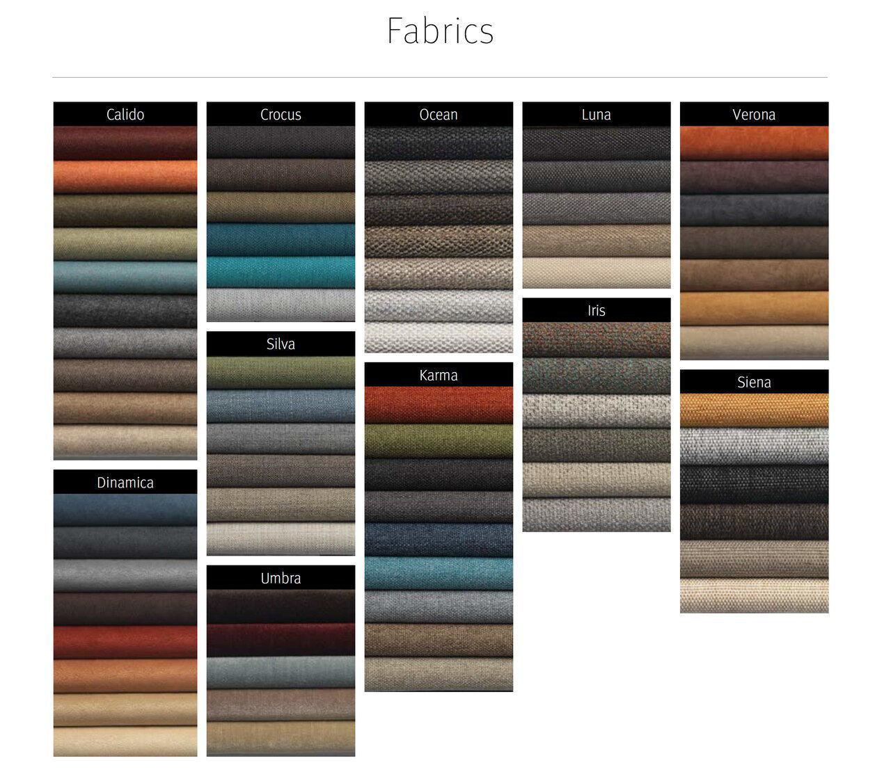 Stressless Fabric Options
