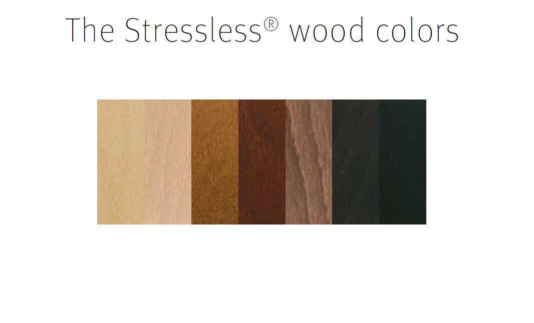 Stressless Wood Options