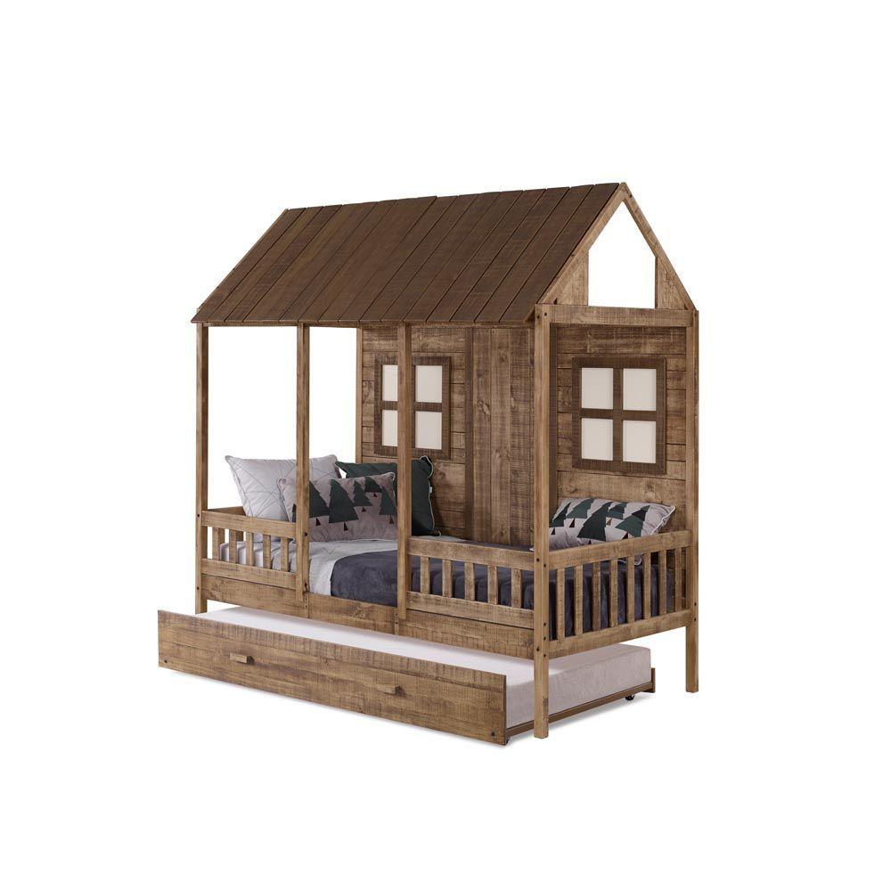 Front Porch Low Loft Bunk Side Alt