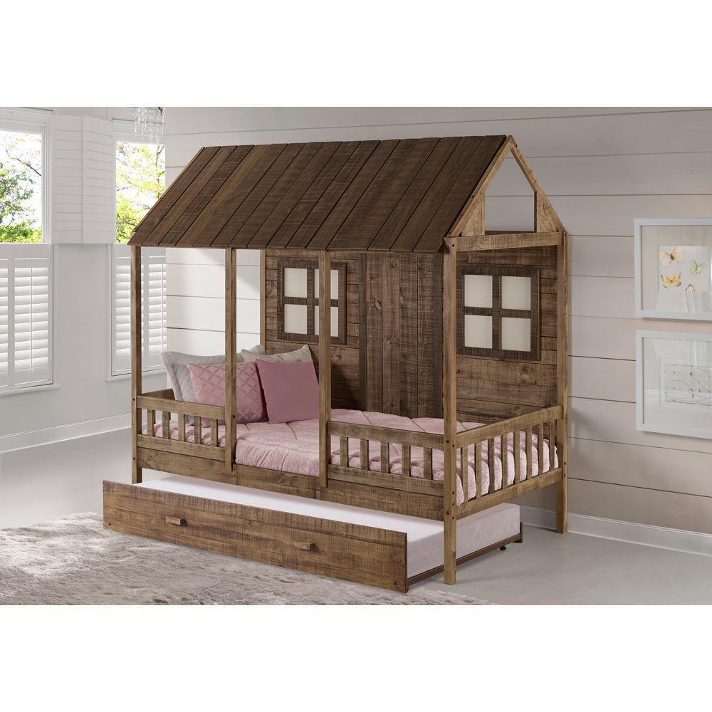 Front Porch Low Loft Bunk Side Lifestyle Alt
