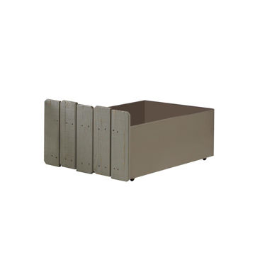 Tree House Rustic Grey Drawers