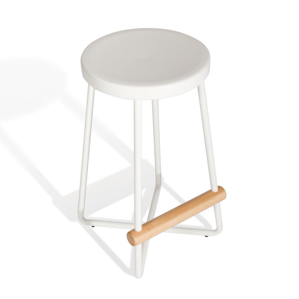 Picture of Craft Series Stool - Soft White