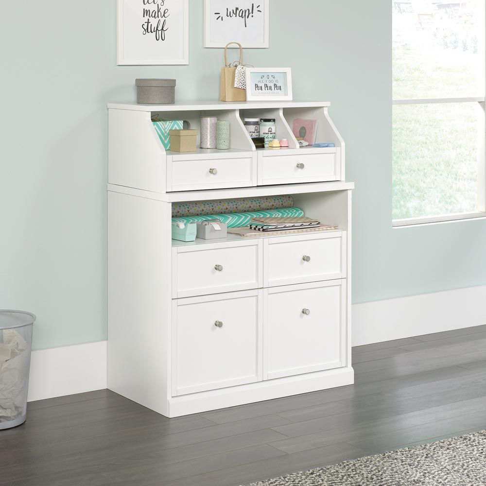 Picture of Craft Series Storage Cabinet - Soft White