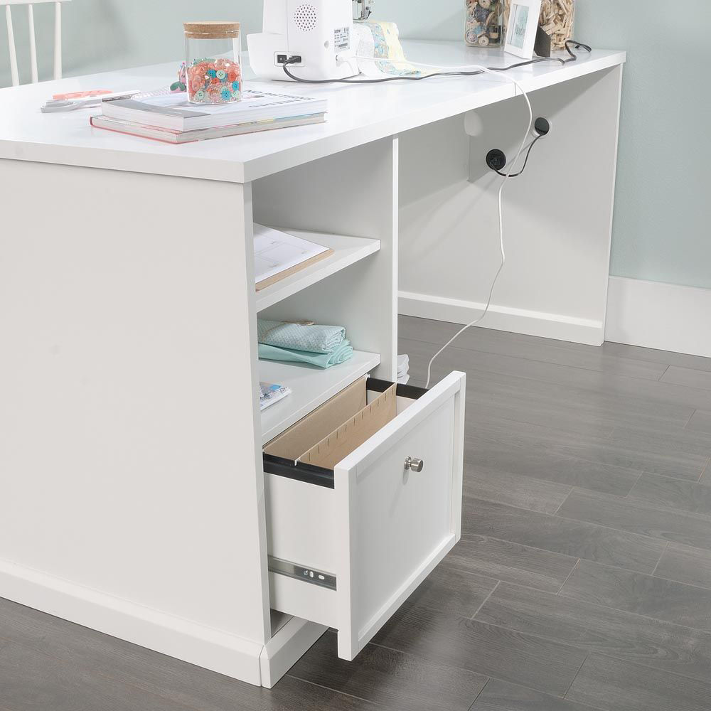 Picture of Craft Series Table - Soft White