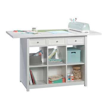 Picture of Craft Series Work Table - Soft White