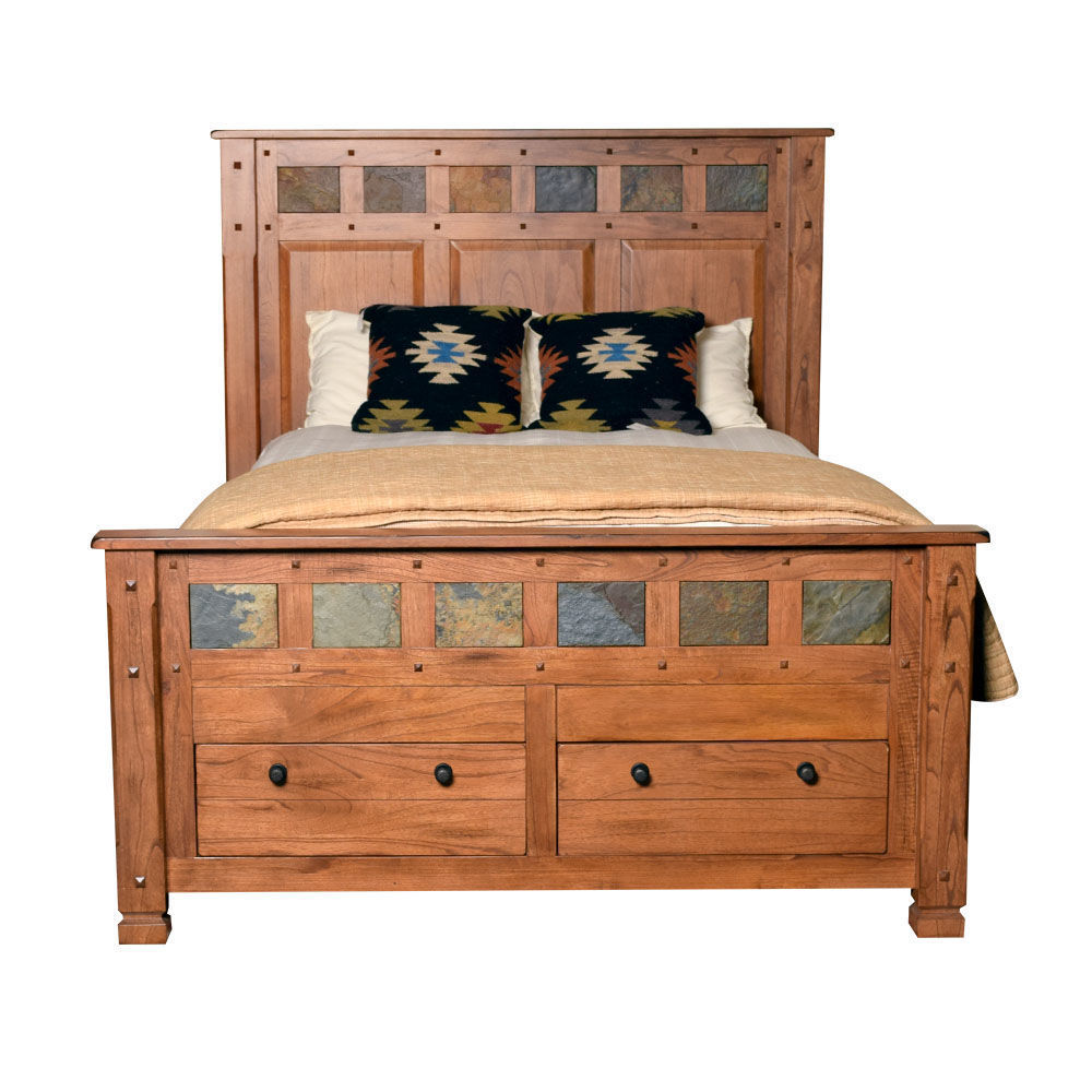Sedona Storage Bed - Front