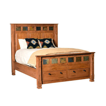 Sedona Storage Bed - Queen