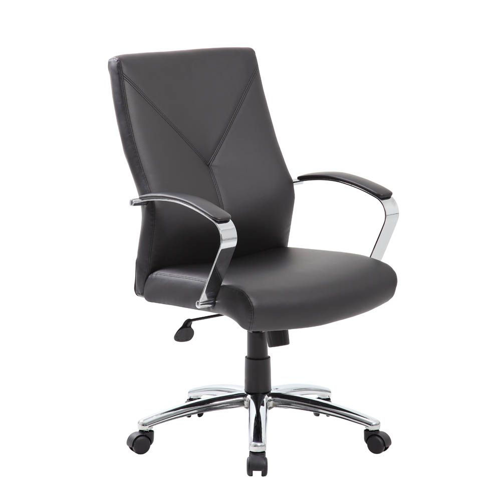 Picture of Basalt Desk Chair - Black