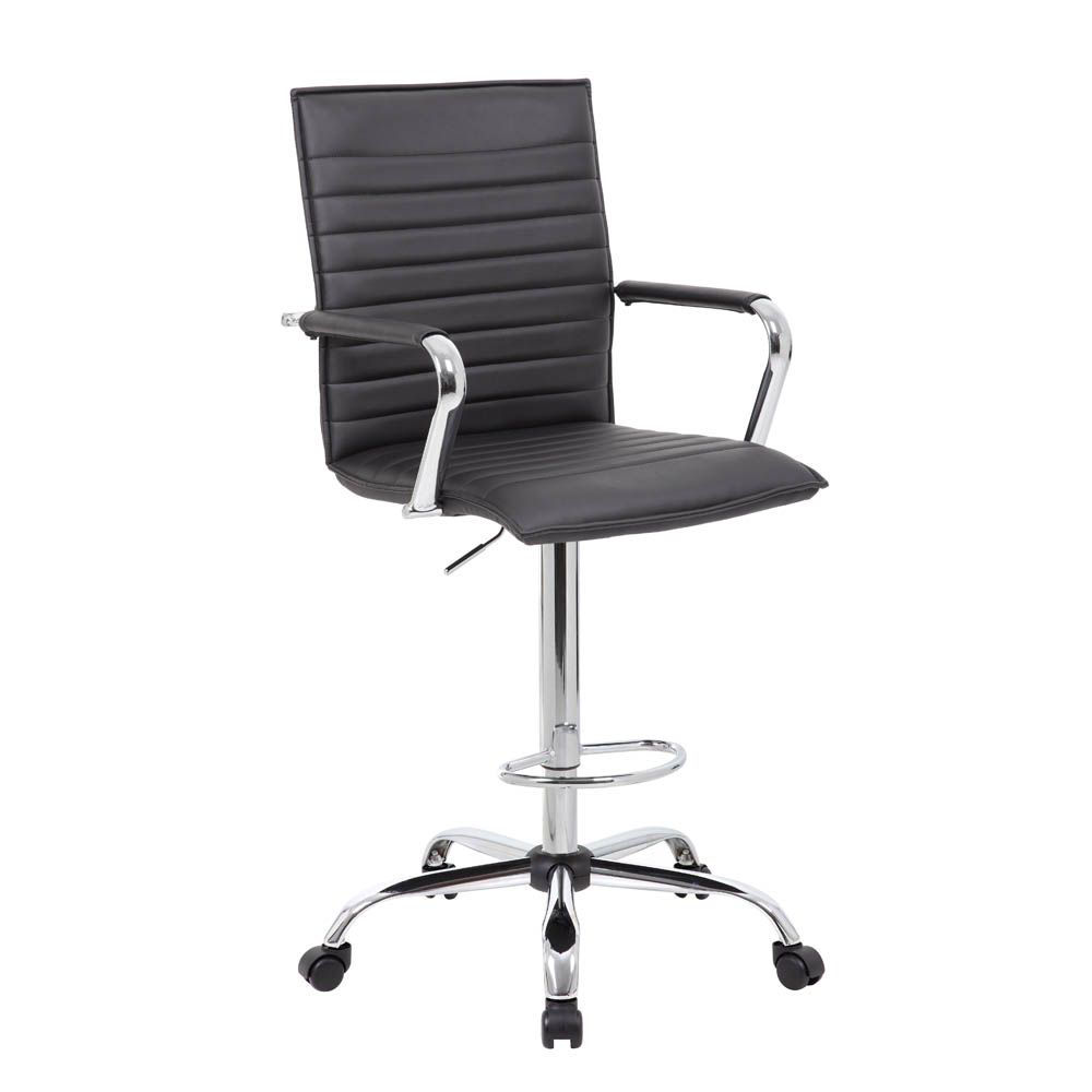 Picture of Shale High Desk Chair - Black