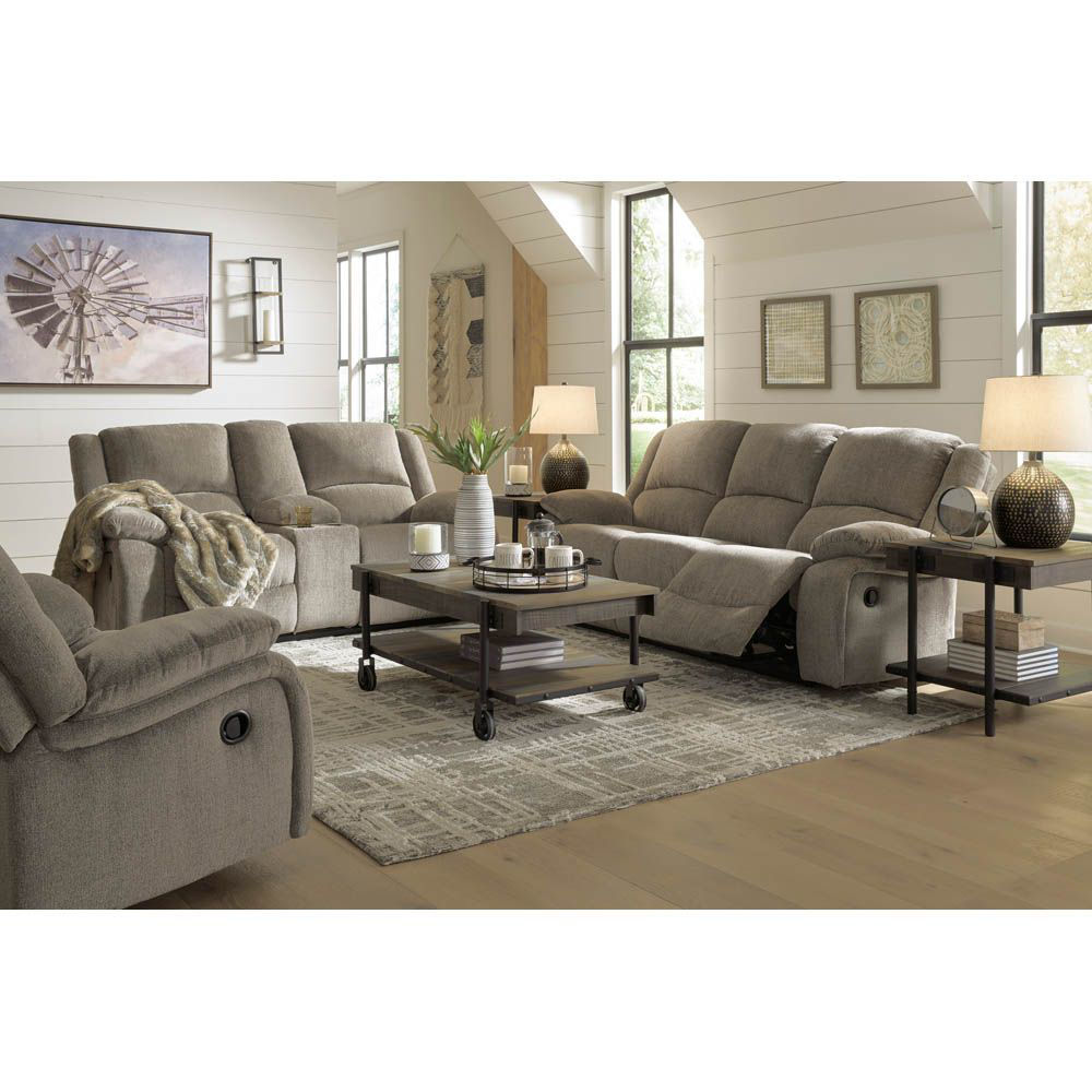 Drake Dual Reclining Sofa - Each item Sold Separately