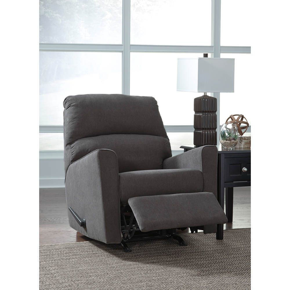 Alenya Rocker Recliner - Open - Lifestyle