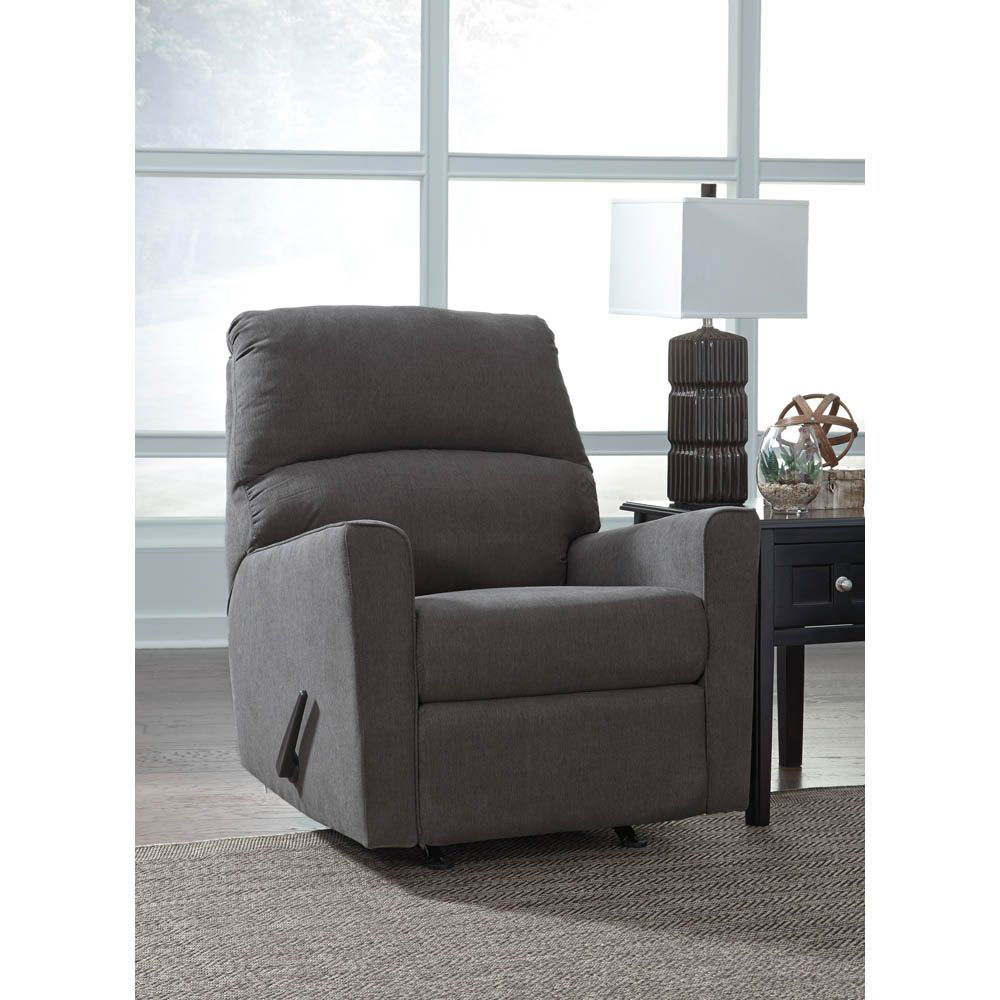 Alenya Rocker Recliner - Closed- Lifestyle