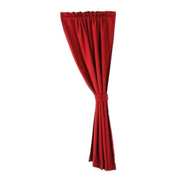 Picture of Red Curtain