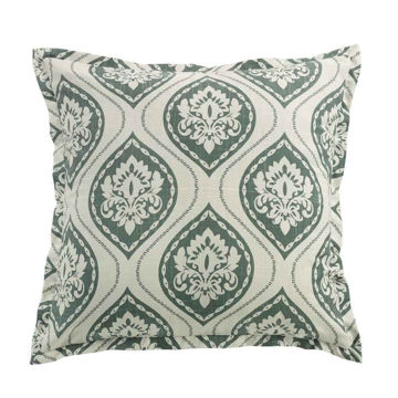 Picture of Belmont Graphic Print Euro Sham