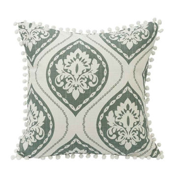 Picture of Belmont Graphic Print Pillow