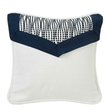 Picture of Kavali White Linen Deco Pillow