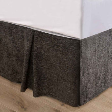 Picture of Hamilton Chenille Bedskirt - King