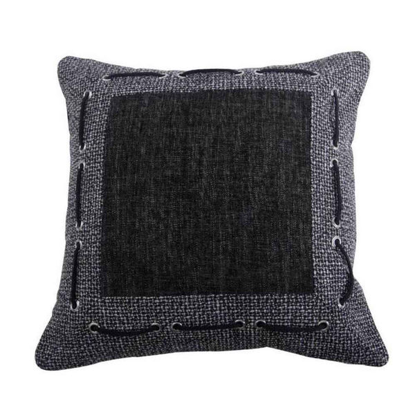 Picture of Hamilton Tweed and Chenille Pillow