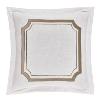 Picture of Madison Linen Euro - Oatmeal