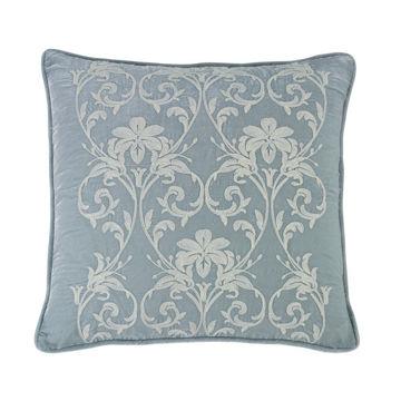 Picture of Belle Embroidery Velvet Euro Sham
