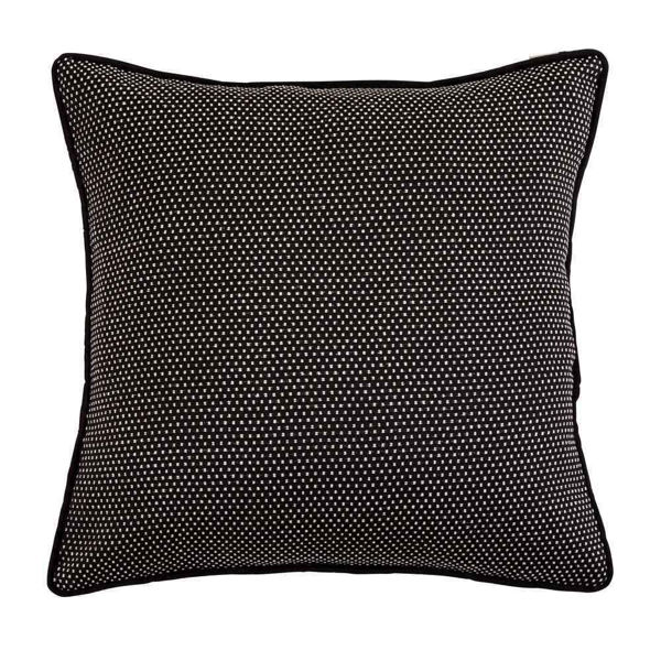 Picture of Blackberry Polka Dots Euro Sham