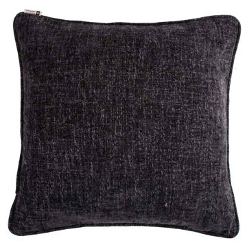 Picture of Amelia Black Twill Euro Sham