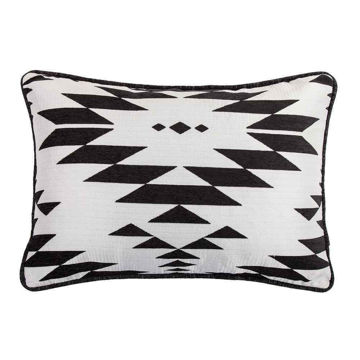 Picture of Amelia Aztec Jacquard Pillow