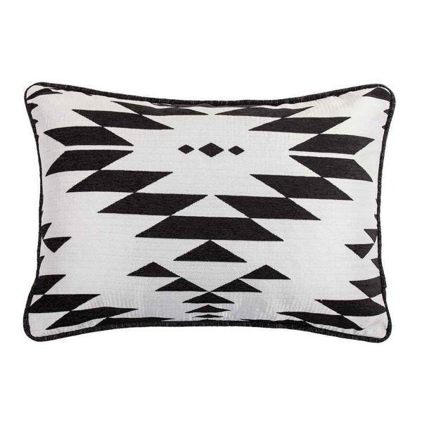 Picture of Amelia Aztec Jacquard Pillow