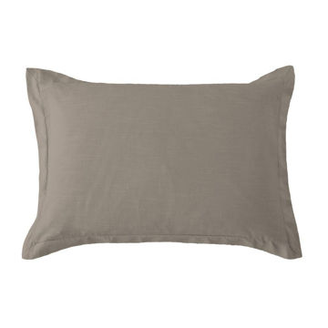 Picture of Hera Linen Euro Down Insert - Taupe
