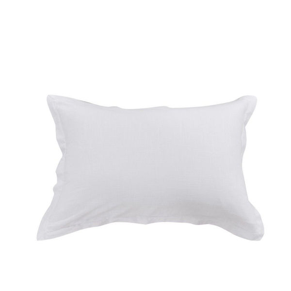 Picture of Hera Linen Euro Down Insert - White