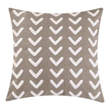 Picture of Trent Applique Arrow Design Pillow