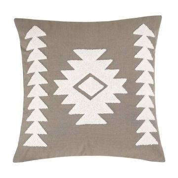 Picture of Trent Applique Aztec Pillow