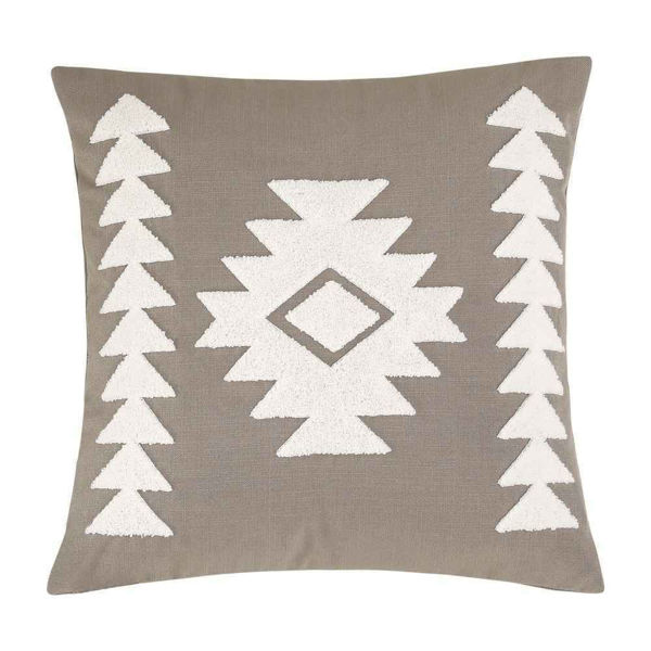 Picture of Trent Applique Aztec Pillow